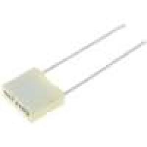 Kondenzátor polyesterový 4,7nF rozteč 5mm ±5% 2,5x6,5x7,2mm