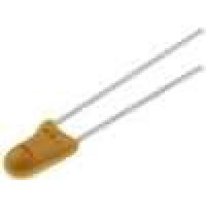 Kondenzátor tantalový THT 22uF 20V -55-125°C 2,5mm