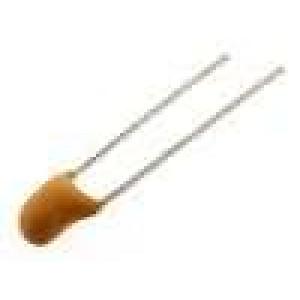 Kondenzátor tantalový THT 1uF 35V ±20% -55-85°C 2,54mm