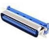 Konektor Centronics zástrčka vidlice 50 PIN povrch zlacený
