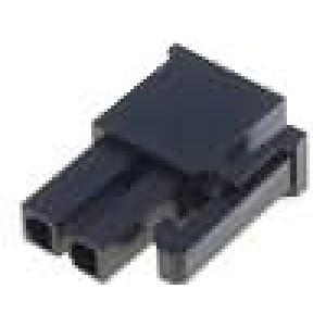 Konektor kabel-kabel/plošný spoj řada Mini-Fit Jr zástrčka