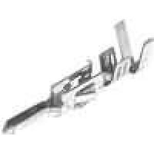 Kontakt vidlice 16AWG Mini-Fit Jr pocínovaný krimpovací 9A