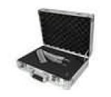 Kufřík na nářadí 350x455x135mm hliník