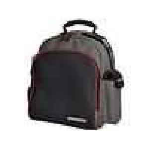 Brašna batoh na nářadí 380x420x250mm polyester