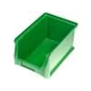 Zásobník dílenský 148x235x125mm   plast