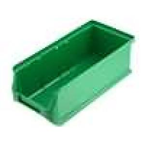 Zásobník dílenský 102x215x75mm   plast