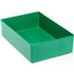 Zásobník - do krabiček 108x162x45mm   polystyrén