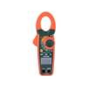Číslicový klešťový měřič Ø:30mm I AC:40/400/800A 303g