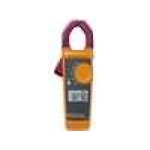 Číslicový klešťový měřič Ø:30mm LCD 3,5místný I AC:0,1-400A