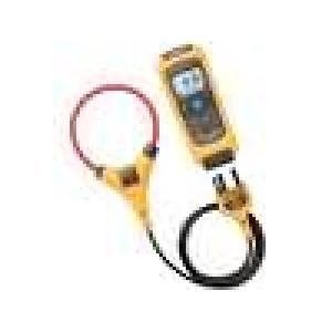 Číslicový klešťový měřič Ø:254mm LCD 3,5místný 0,1A IP42