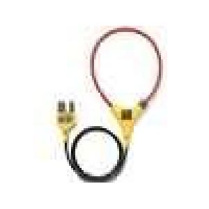 Klešťový adaptér Ø:450mm I AC:2500A Přes.měř ±(3% + 5 cyfr)