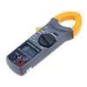 Číslicový klešťový měřič Ø:30mm LCD 3,75místný 13 mm