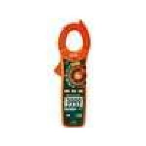 Číslicový klešťový měřič Ø:30mm LCD (4000) Vzorkování:2x/s