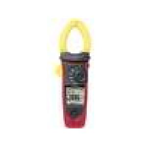 Číslicový klešťový měřič Ø:45mm LCD 5míst, podsvětlený 420g