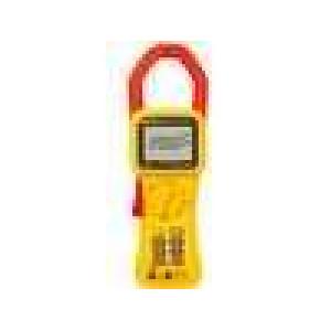 Číslicový klešťový měřič Ø:58mm LCD I DC:40/400/2000A