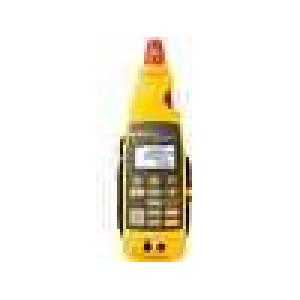 Klešťový měřič proudové smyčky LCD IP40