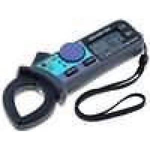 Číslicový klešťový měřič Ø:24mm LCD (3999) Vzorkování:2,5x/s
