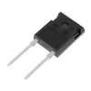 DSEI60-06A Dioda usměrňovací 600V 70A TO247AD 35ns