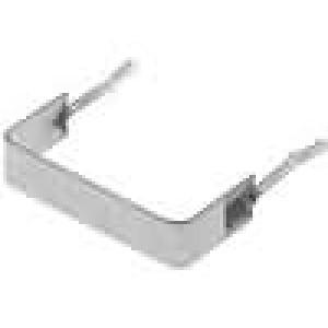 Rezistor drátový THT 10mR 3W ±1% -55-270°C 20ppm/°C