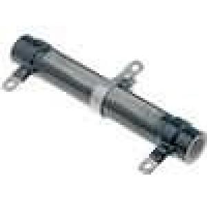Rezistor drátový nastavitelný 470R 50W ±5% Ø18x100mm