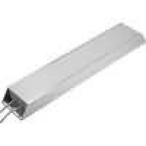 Rezistor drátový s radiátorem 100R 500W ±5% 240x80x40mm