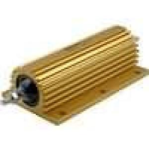 Rezistor drátový s radiátorem přišroubováním 10R 300W ±5%