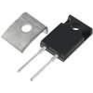 Rezistor na pásce THT TO220 100mR 50W ±5% -55-155°C
