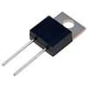 Rezistor na pásce THT TO220 2,2R 30W ±1% -55-150°C