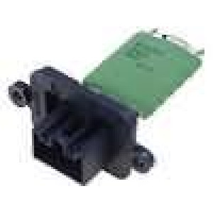 Rezistor drátový 620mR Model auta Fiat Seicento 12VDC