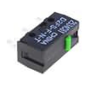 Mikrospínač bez páčky SPST-NO 0,1A/6VDC OFF-(ON) 1-polohové
