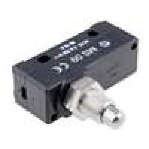 Mikrospínač SPDT 10A/250VAC konektor pájecí