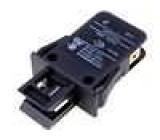 Mikrospínač bez páčky DPST-NO 16A/400VAC OFF-(ON) 1-polohové