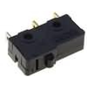 Mikrospínač bez páčky SPDT 0,1A/125VAC 0,1A/30VDC ON-(ON)