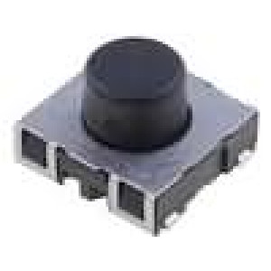 Mikrospínač 1-polohové SPST-NO 0,05A/42VDC 1,8N 50mΩ