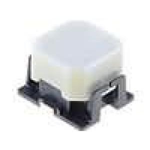 Mikrospínač 1-polohové SPST-NO 0,05A/16VDC SMT 5N 6x6,9mm
