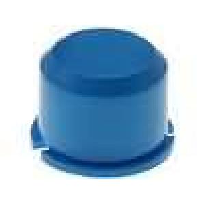 Hmatník kulatý modrá pro MEC3FTL6 Ø9,6mm