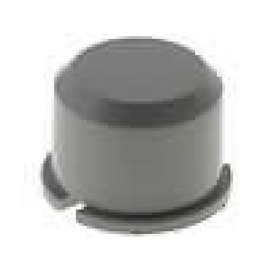 Hmatník kulatý šedá pro MEC3FTL6 Ø9,6mm