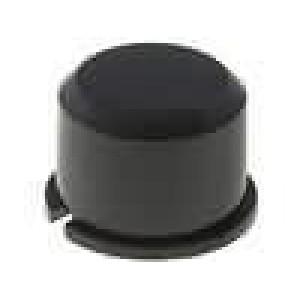 Hmatník kulatý černá pro MEC3FTL6 Ø9,6mm
