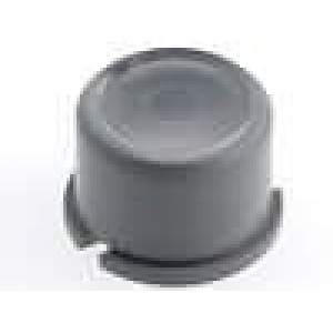 Hmatník kulatý šedá pro MEC3FTL680 Ø9,6mm