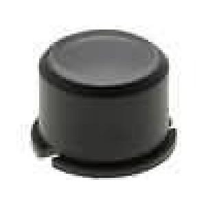 Hmatník kulatý černá pro MEC3FTL680 Ø9,6mm