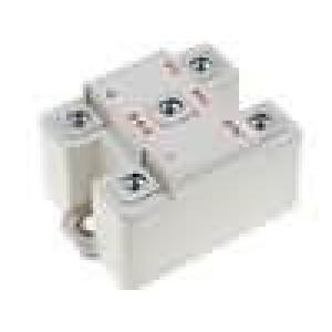 Třífázový usměrňovací můstek 1,2kV 100A 1,15kA G18