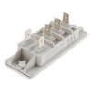 Třífázový usměrňovací můstek 1,6kV 50A 775A G51