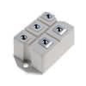 Třífázový usměrňovací můstek 1,6kV 80A 750A G36