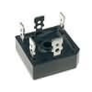 Třífázový usměrňovací můstek 1200V 15A 300A TBR