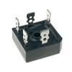 Třífázový usměrňovací můstek 400V 25A 400A TBR