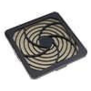 Mřížka s filtrem 120x120mm Mat plast 30ppi