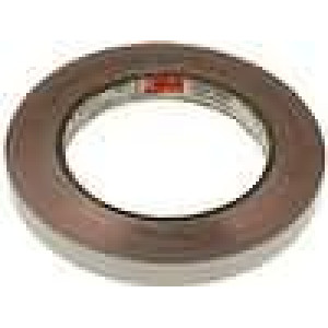 Knot: stínicí Mat: měď 12mm L:16,5m hladký V: oboustranná