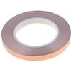 Knot: stínicí Mat: měď 12mm L:33m hladký Shoda s: UL 510