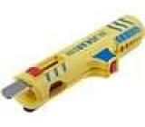 Odstraňovač izolace Vodič kulatý Prům.vod:8-13mm