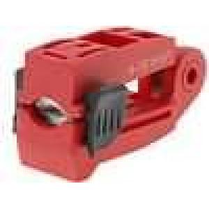 Ostří Průř.vod:4-16mm2 pro PR.EMBLA0612 půlkulatý